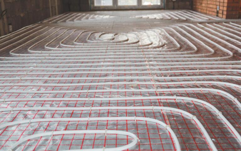 Põrandakütte torustik